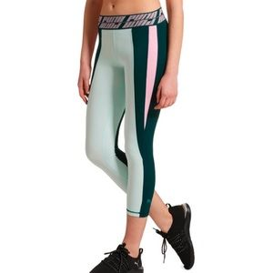 PUMA SPORT YOGA LEGGINGS